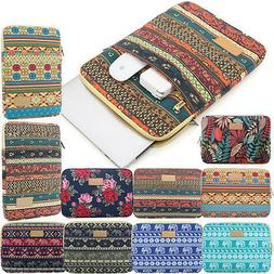 Laptop Computer Cover Case Sleeve Notebook Bag For 10 11 12