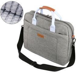 """Laptop Foam Padding Sleeve Case Shoulder Bag For 15.6"""" Lenov"""