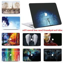 "Laptop Hard Shell Cover Case for Apple Macbook Pro 11""12""13"""