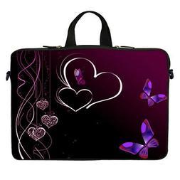Laptop Macbook Pro Chromebook Sleeve Bag Case Hidden Handle