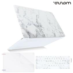 Laptop Hard Rubberized Marble Case for Macbook Pro 12 inch R