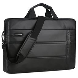 Laptop Messenger Bag 15.6 Inch,BRINCH Waterproof Easy Clean