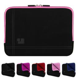 SumacLife Laptop Microsuede Sleeve Case Cover Bag For 15.6""