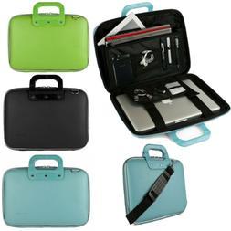 SumacLife Laptop Notebook Carrying Messenger Bag Case Briefc