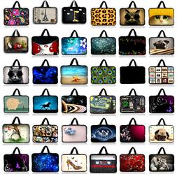 Laptop Notebook Sleeve Case Bag Cover For 10 12 13 14 15.6""