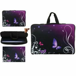 "Laptop Notebook Sleeve Case Bag For 10"" 12"" 13 15.6"" 17.3"" S"