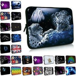 """Laptop Notebook Sleeve Case Bag Neoprene Cover For 7""""-17"""" HP"""