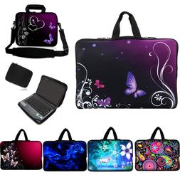 "Laptop Notebook Sleeve Case Bag Pouch for 10-17"" ASUS Lenovo"