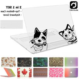 """Laptop Plastic Hard Case Keyboard Cover For Macbook Air 13"""""""