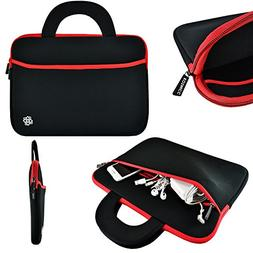 "KOZMICC CR-6155B 14-14.1"" Laptop Sleeve Portable Case Bag Ha"