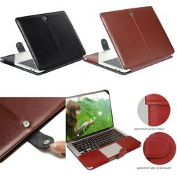 """Laptop PU Leather Case Cover For Apple MacBook Air Pro 11.6"""""""