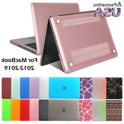 "Laptop Rubberized Hard Case Cover Shell for Mac Pro 13/15"" A"