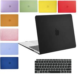 Mosiso Apple Macbook Air 11 13 Laptop Rubberized Hard Shell