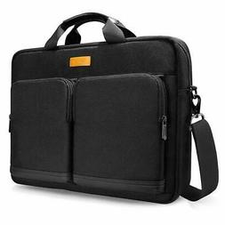 tomtoc Laptop Shoulder Bag, 15.6 Inch Laptop Briefcase Messe