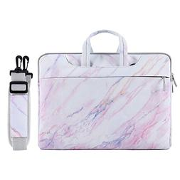 MOSISO Laptop Shoulder Bag Compatible 15-15.6 Inch MacBook P