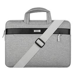 Mosiso Laptop Shoulder Bag for 15-15.6 Inch 2017 / 2016 MacB