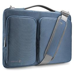 Tomtoc 14 Inch Laptop Shoulder Bag with CornerArmor Patent,