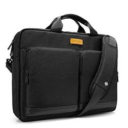 tomtoc 15.6 Inch Laptop Shoulder Bag Laptop Briefcase Messen