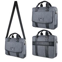 "Laptop Shoulder Bag Cover Case For 10.1""-17.3"" MacBook HP De"