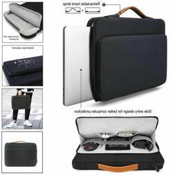 Laptop Shoulder Bag Messenger Sleeve Case Carrying Handbag F