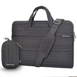 Laptop Shoulder Bag, 11-11.6 inch Tablet Laptop Case, Slim B