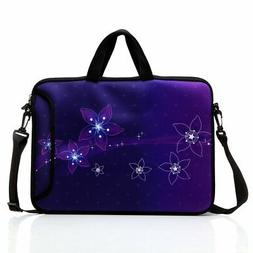 14-Inch Laptop Shoulder Bag Sleeve Case With Handle For 13""