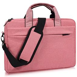 17-17.3 Inch Laptop Shoulder Bag, CASEBUY Waterproof Shockpr