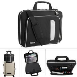 """VanGoddy Laptop Shoulder Messenger Carry Case For 15.6"""" Dell"""