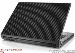 Large Laptop Skin - Carbon Fiber by WraptorSkinz