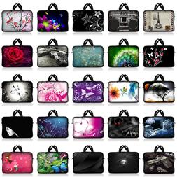 neoprene sleeve laptop computer case bag w