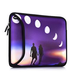 Sancyacc Laptop Sleeve, Water-Resistant Sleeve Bag Cover 13-