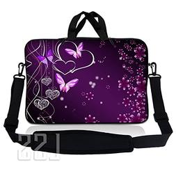 LSS 17 inch Laptop Sleeve Bag Carrying Case Pouch w/ Handle