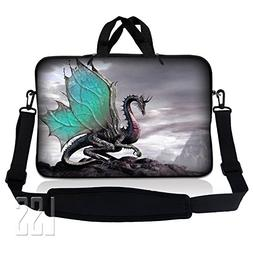 LSS 17.4 inch Laptop Sleeve Bag Compatible with Acer, Asus,