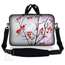 LSS 15.6 inch Laptop Sleeve Bag Carrying Case Pouch w/ Handl