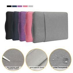 Laptop Sleeve Bag Case 11/13/14/15.6 Inch 360° Protection S
