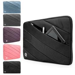 "VanGoddy Laptop Shock Proof Sleeve Bag Case Cover For 15.6"""