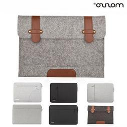 Mosiso Laptop Denim Sleeve Bag Pocuh Case Bag for Macbook Ai