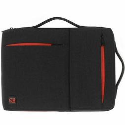 Laptop Sleeve Canvas Case Tablet Bag With Double Handle Prot