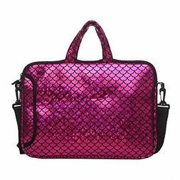 Laptop Sleeve Case 14 Inch Women Shoulder Carrying Bag Merma