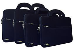 AZ-Cover 15.6-Inch Laptop Sleeve Case Bag  With Handle For H
