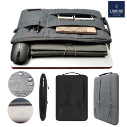 WIWU Laptop Sleeve Case Bag Carry Pouch for MacBook Microsof