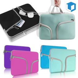 Laptop Sleeve Case Bag Cover For Apple MacBook Lenovo HP Ace