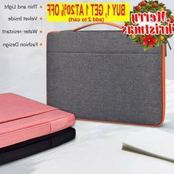 Laptop Sleeve Case Bag Cover For MacBook HP Dell Lenovo 11/1