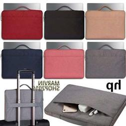 "Laptop sleeve Case Carry Bag Pouch For Various 12"" 12.5"" HP"