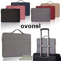 "Laptop sleeve Case Carry Bag For Various 14"" LENOVO Flex Ide"
