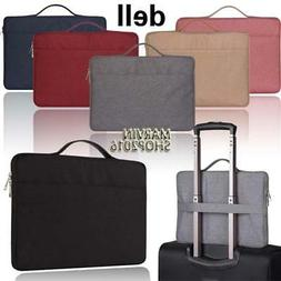 """Laptop sleeve Case Carry Bag Pouch For Various 13.3"""" Dell La"""