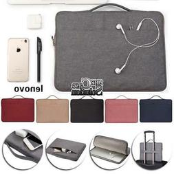 """Laptop sleeve Case Carry Bag Pouch For Various 11.6"""" LENOVO"""