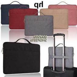 "Laptop sleeve Case Carry Bag For Various 14"" HP Pavilion Pro"