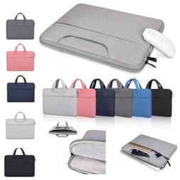 Laptop Sleeve Case Carry Bag Pouch For Macbook Mac Air Pro R