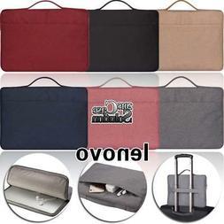 "Laptop sleeve Case Carry Bag PouchFor Various 13.3"" LENOVO I"